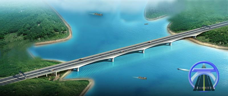 湖北省丹江口土凉大桥项目